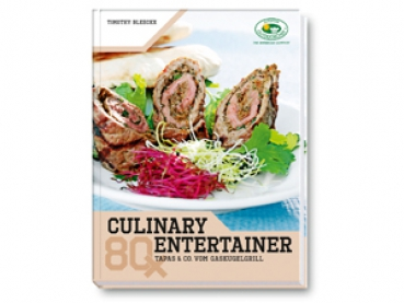 "Kochbuch ""Culinary Entertainer"""
